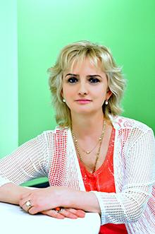 Баранова Елена Олеговна
